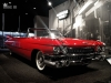 Mike 3rd at NAMM 2013 ... day off at Petersen Car Museum