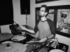 Benny Greb on Mike 3rd's solo album