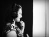 Soprano Roberta Canzian on Mike 3rd album