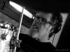 Pat Mastelotto at Prosdocimi Recording - Mike 3rd Solo Album