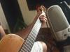 Recording Takamine Guitar