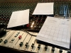 Track Sheet at Prosdocimi Recording