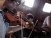 Recording Strings Quartet at Prosdocimi Recording