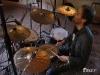 Iarin Munari recording on Mike 3rd album
